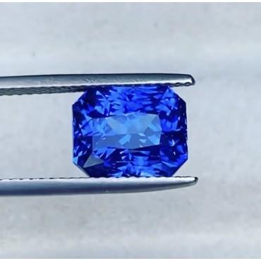 Blue Sapphire 6.16 ct.