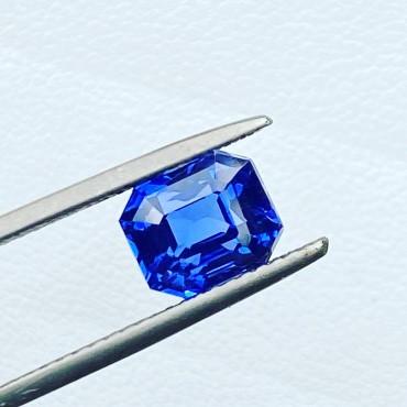Blue Sapphire 3.08 Ct.