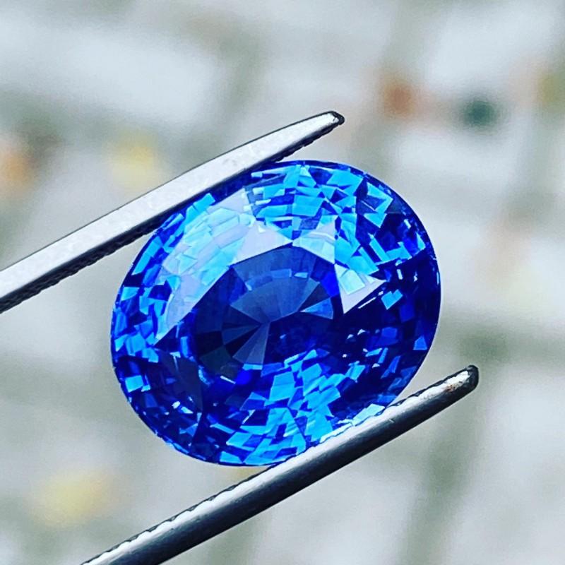 Blue Sapphire 10.20 Ct.