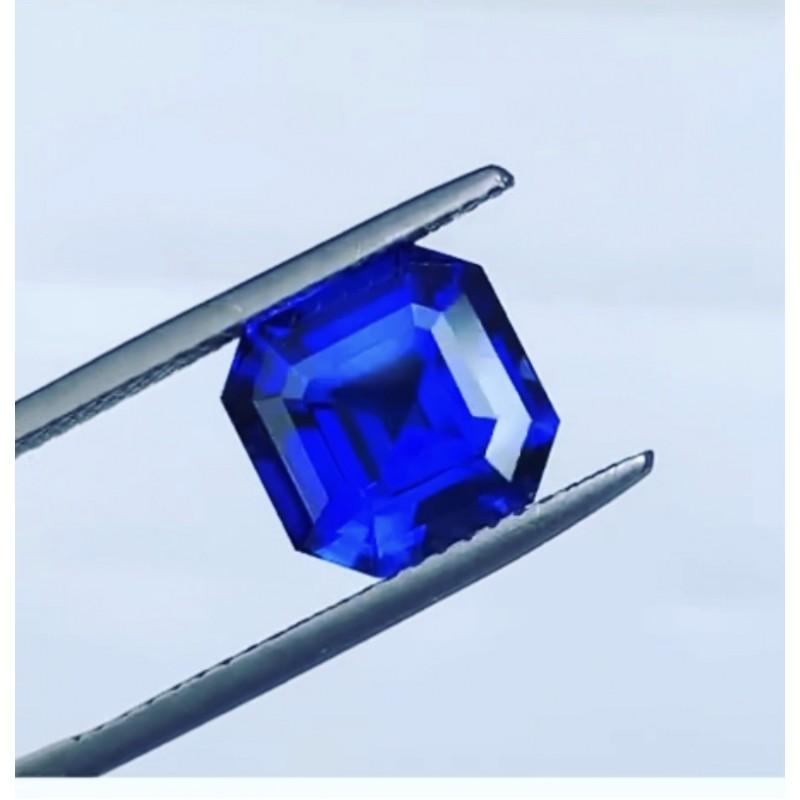 Blue Sapphire 5.22 Ct.