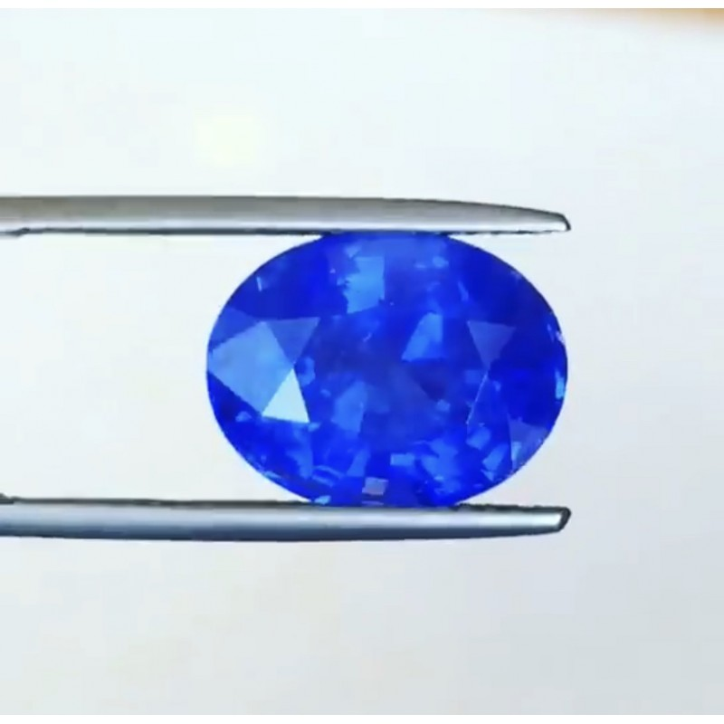 Blue Sapphire 8.05 ct.